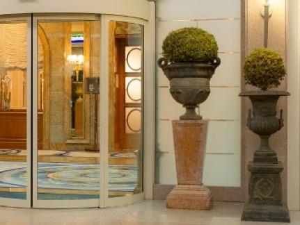 Hotel  Simplon 1